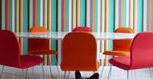 Stripes / Stripes are a fun addition that can add visual interest,  depth, and character to design projects.