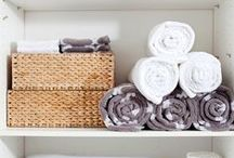 Organization is Key / by Sage Town