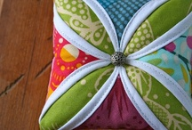 Sewing/Embroidery / by Taletha Skar