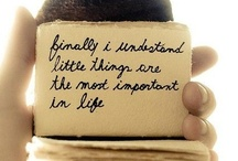 Inspirational Somethings / :: important somethings to always keep in mind ::
