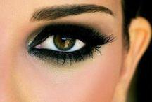 Beauty || Hair & Makeup / inspiration :: nails + hair + lips + eyes
