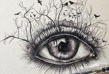 Art Inspiration / by Kaitlin Lutz