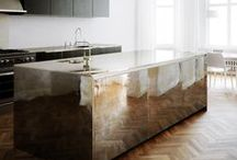 Kitchen design / by Larritt-Evans
