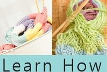 Crochet/Knit Crafts / by Taletha Skar