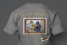 Water Fowl / by Covey & Paddle Clothing Co.