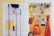 Organizing & Cleaning / by Erin Lynn Olsen