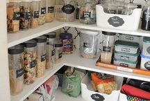 Home Organization / Inspiration for organizing my home.