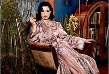 Vintage Loungewear / Beautiful Vintage Robes, Dressing Gowns & Pyjama Sets
