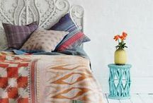 Boho Bedroom / Ideas and inspirations for teen girls bedroom. <By Nicki Savage Interiors>