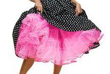 Pretty Petticoats & Crinolines / Pretty Vintage Inspired Petticoats & Crinolines