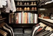 Walk-in Closets / by Chic Interiors