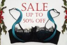 Lingerie on Sale / Great sales, discounts and coupon codes on all things vintage (especially lingerie!)