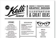 Creative Resumes / by Kaitlin Lutz