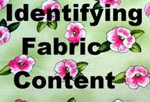 Fabric & Sewing Resources / Useful Resources for fabric sewing and crafting