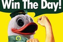 Fan Art / by University of Oregon Ducks
