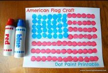 Patriotic Learning Activities and Ideas for Kids / This board contains ideas and resources for Patriotic holidays...