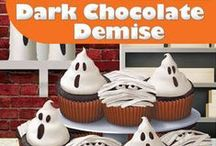 Dark Chocolate Demise: A pictorial