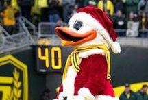 Holiday Season as a Duck / by University of Oregon Ducks
