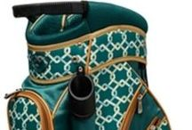 Golf Bags / Women's Golf Bags in stylish colors and patterns offered by From the Red Tees.