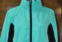 Waterproof Women's Rain Gear / These fashionable items help keep you dry on the Golf Course or anywhere outdoors.  Offered by From the Red Tees.