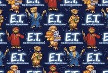 Let's Go to the Movies! / Fabric from Movie and Theater