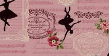 Pretty Ballerinas / Twirl and Twirl with these cotton fabrics and sewing ideas.