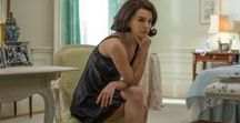 Jackie - Natalie Portman / Natalie Portman starring in Jackie and the gorgeous vintage lingerie she wore!