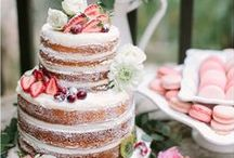 Cakes, Wedding Day Sweet Treats / by Ashley Alphin ( C & A Event Planning )