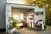 Outdoor Projects and Patio Spaces / by Ashley Alphin ( C & A Event Planning )