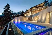Dream Home / Dreams and Goals for my future residence.