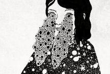 Illustration / by Julie Bamelis
