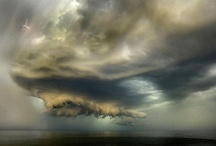 Storms and Clouds / by Jared Kiley