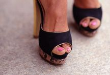 Put your best foot forward / by Skyler Alexis