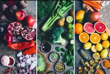 Raw - Best of juices, smoothies, icies, salads -LIVE FOOD! / by Gail Jensen