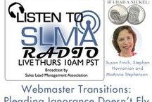 SLMA Radio Guests / by Sales Lead Management Assn