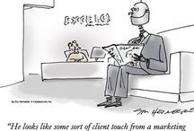 Cartoons / by Sales Lead Management Assn