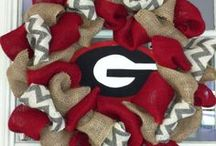 UGA / by Amy Somerville