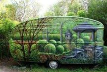 Airstream Dream - the way to roll / by Gail Jensen