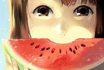 Runs With Watermelon / It's An Inside Joke