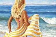 ♥ Seaside Art ♥