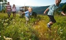 Summer Lovin' / You can't beat the summers in Breckenridge, CO. Full of scenery, activities, fun for the entire family!