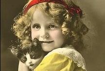 Vintage Children Portraits