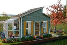 Tiny Homes and Cottages / by Gail Jensen