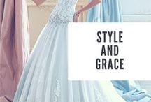Fairytale Wedding Dresses / Making the fairy tale come true.