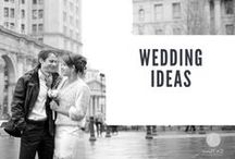 Wedding Inspiration / Gearing up for the big day? Here is some inspiration to make your wedding so fab!