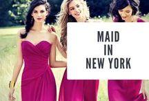 Glamorous Brides Maids