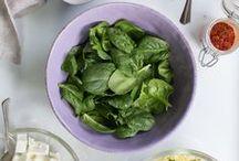 gesund essen  // healthy recipes / Leckere und gesunde Gerichte, Low Carb und Superfood.