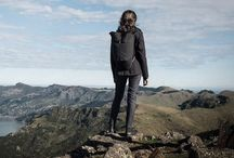 Outdoor clothes and equipment / Clothes, daypacks and other interresting backpacks.