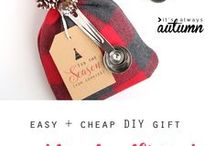 Thoughtful Gift Ideas / Each month send out handwritten notes along with 10-25 thoughtful gifts.