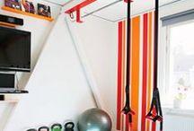 Decor: Home gym